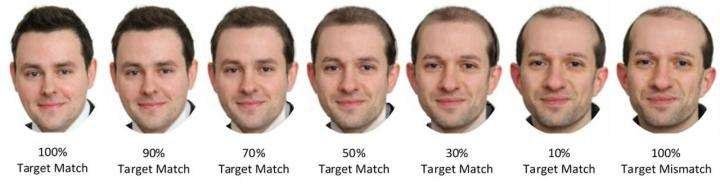 Humans and smartphones may fail frequently to detect face morph photos