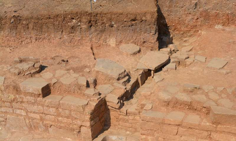 Ancient palace complex discovered in Mexican Valley of Oaxaca