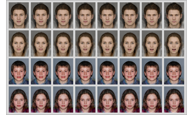 Children with autism find understanding facial expressions difficult