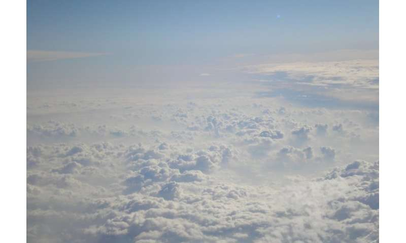 Clouds' response to pollution clarified with new climate analysis