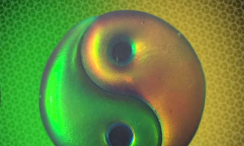 A self-healing structural color hydrogel inspired by nature