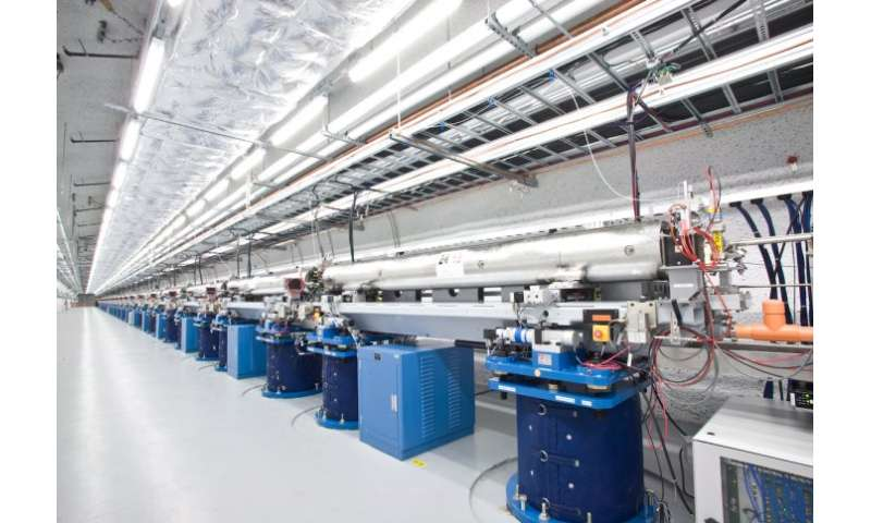 Physicists squeeze extra data from superfast X-ray probes using machine learning