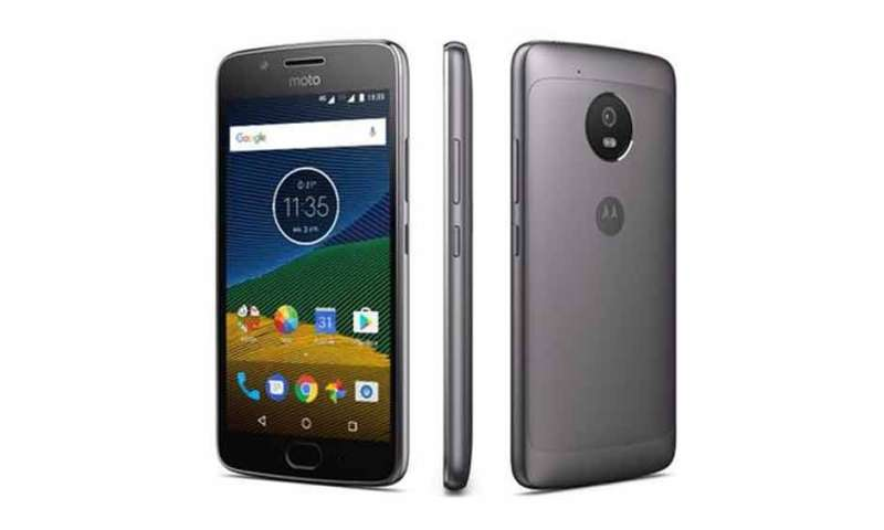 Review Moto G5 Plus An Inexpensive Android Phone With