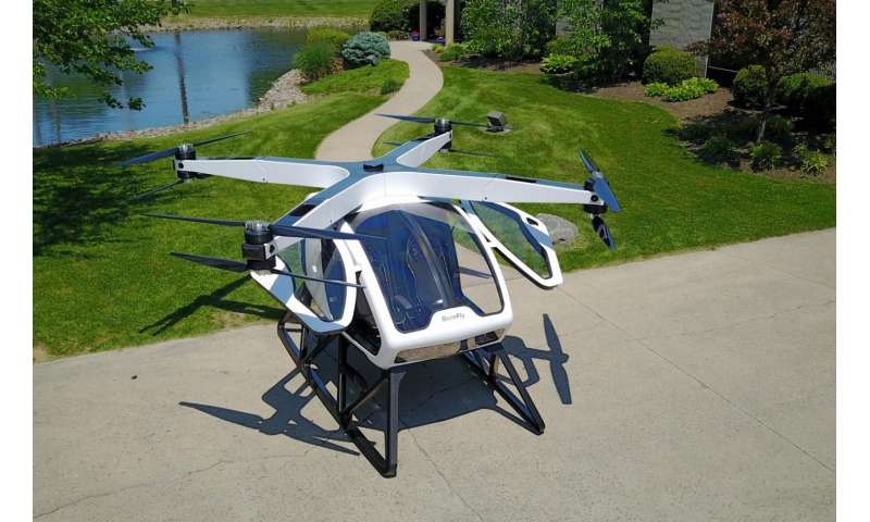 Not your uncle's helicopter: SureFly will be at Paris Air Show