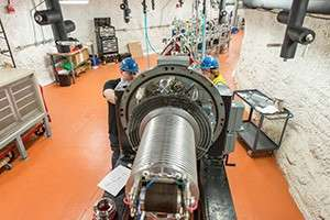 Researchers create first low-energy particle accelerator beam underground in the United States