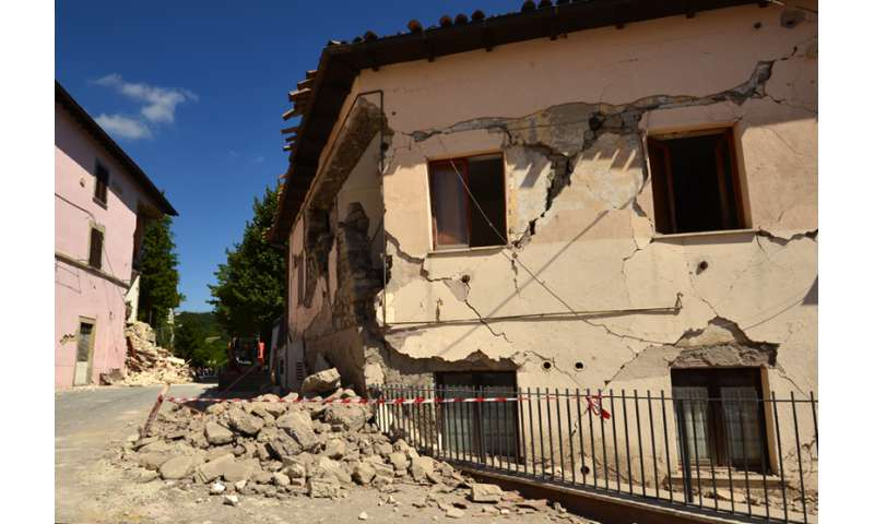New earthquake forecasting system gave reliable forecasts of Italian aftershocks