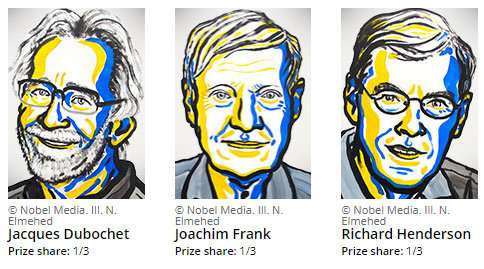 BREAKING: Nobel Prize in Chemistry goes to two American researchers, one Swiss