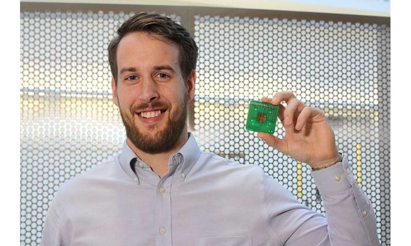 'Intrachip' micro-cooling system for high-performance radar, supercomputers