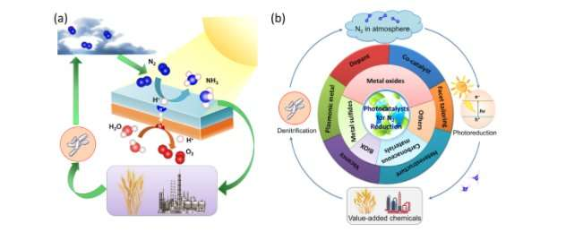 Photochemical nitrogen fixation—opening new vistas toward a sustainable energy future