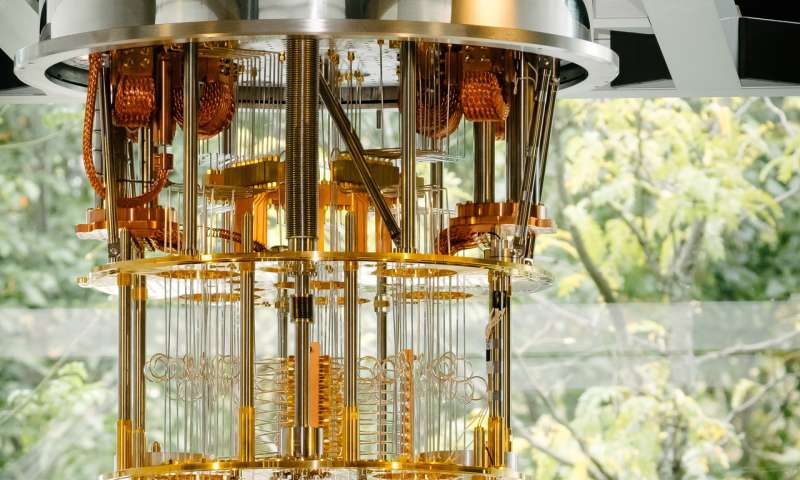 IBM says it's reached milestone in quantum computing