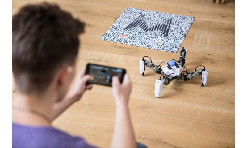 MekaMon robot from Reach Robotics  is now ready for battle
