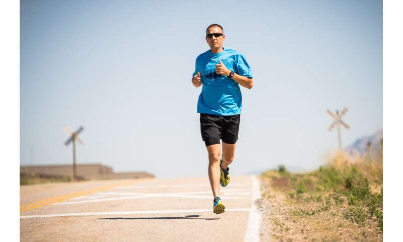 Competition increases risk when exercising in heat