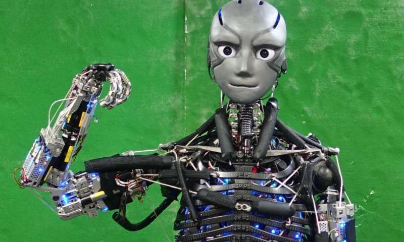 Team In Japan Creates Most Advanced Humanoid Robot Yet