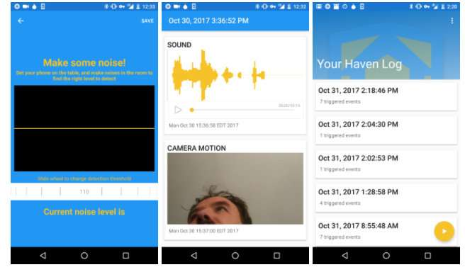 Edward Snowden unveils phone app, Haven, to spy on spies
