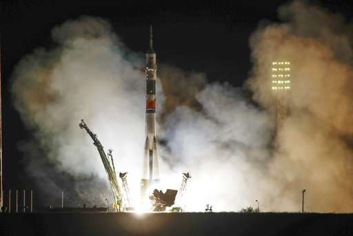 60 years after Sputnik, Russian space program faces troubles