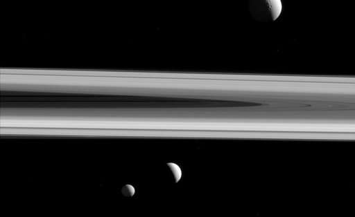 Cassini spacecraft: 'Magnifying glass' at Saturn until end