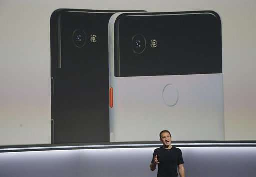 Google's Pixel 2: A phone built for artificial intelligence