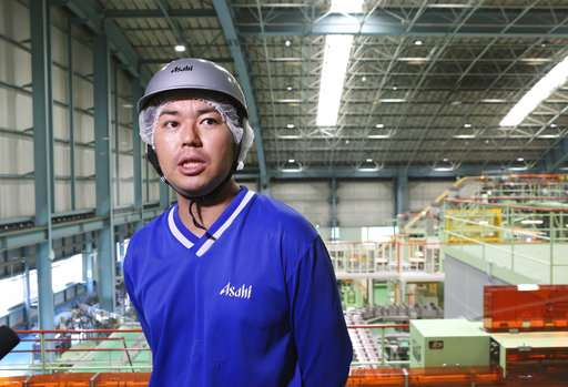 Labor-short Japan more at home with automation than US