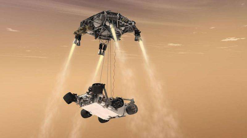 Mars Curiosity rover approaches 5 years of exploration