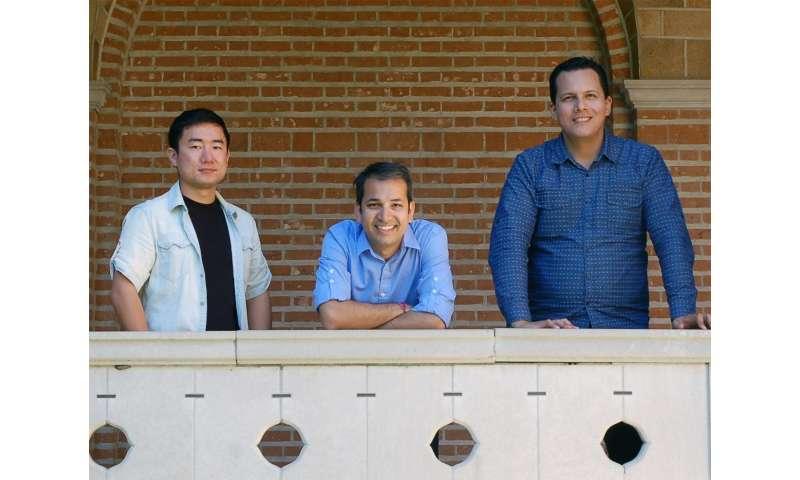 Researchers working toward indoor location detection