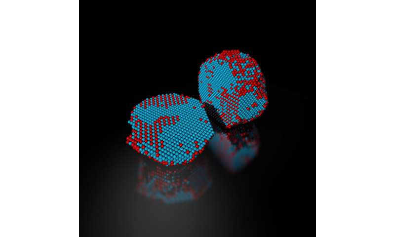 Scientists determine precise 3-D location, identity of all 23,000 atoms in a nanoparticle