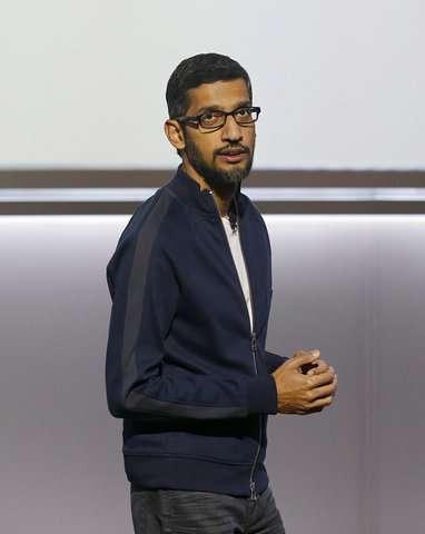 The Latest: Google's wireless headphones can auto-translate