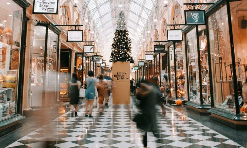 The psychology of Christmas shopping—how marketers nudge you to buy