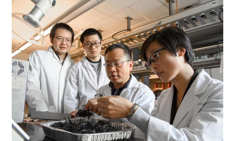 Researchers develop recycling for carbon fiber composites