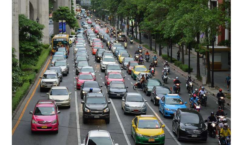 Researchers find new vehicle emissions to be deceptively clean