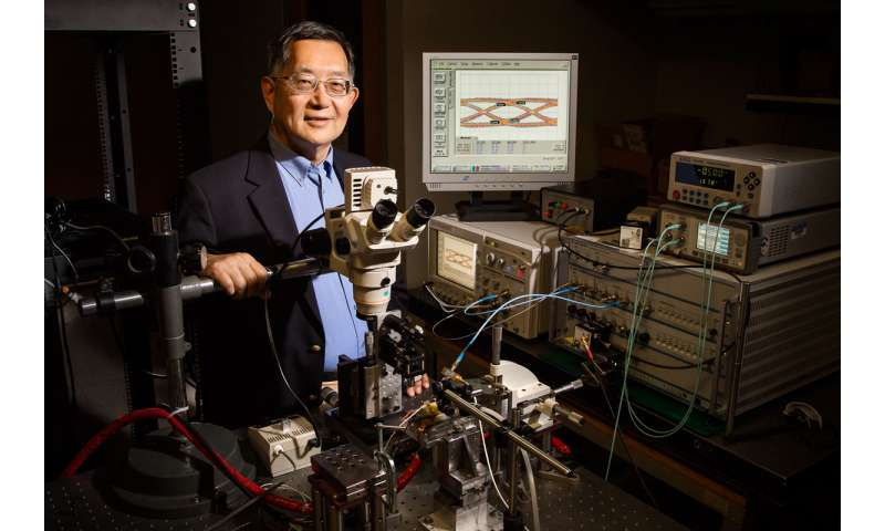 Researchers develop transistors that can switch between two stable energy states