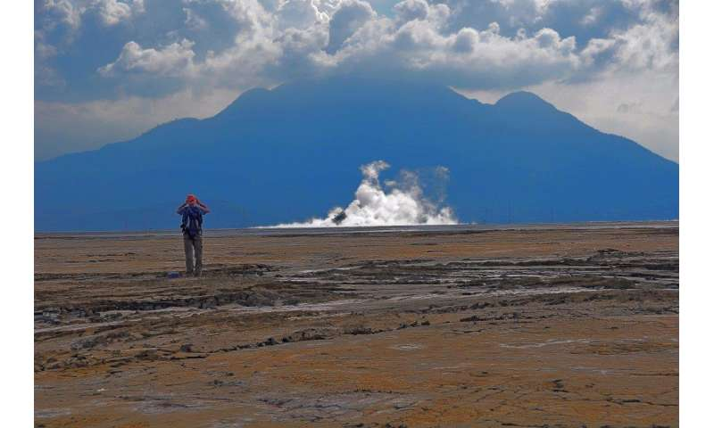Scientists determine source of world's largest mud eruption