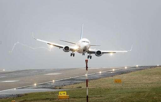 Woman killed by flying debris as Storm Doris batters Britain