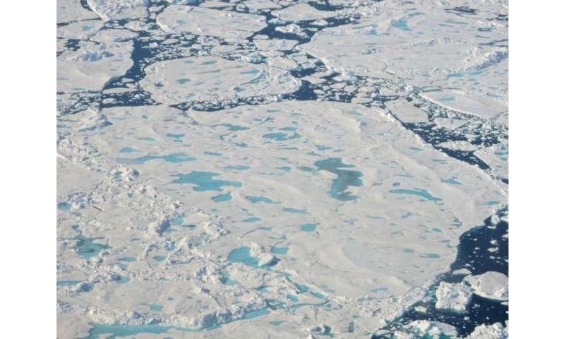 NASA Scientists Seek to Improve Sea Ice Predictions