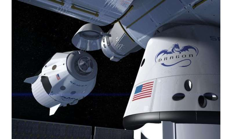 Private companies are launching a new space race –  here's what to expect