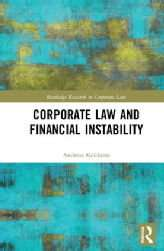Research explores how corporate law undermines financial stability