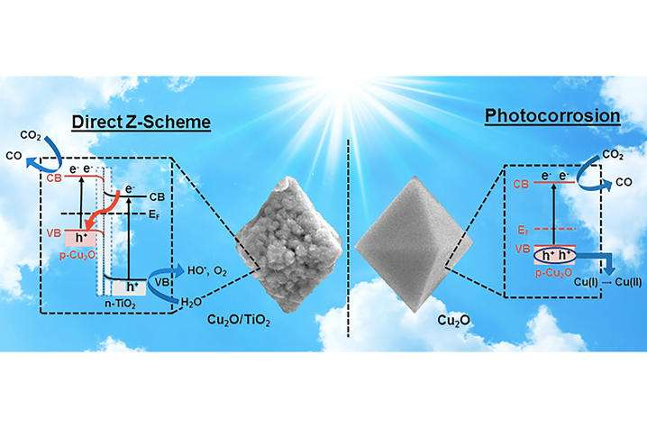 Researchers Develop Catalyst that Mimics the Z-Scheme of Photosynthesis