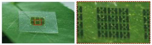 Investigation of paper-based electronics continues to advance
