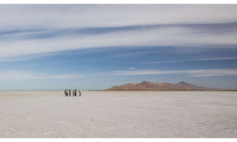 Scientists warn that saline lakes in dire situation worldwide