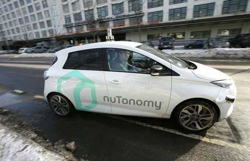 Self-driving cars could ease traffic, but increase sprawl