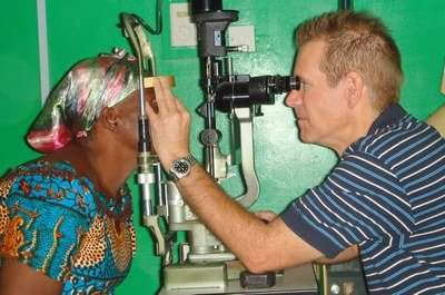 Addressing the burden of glaucoma in Ghana