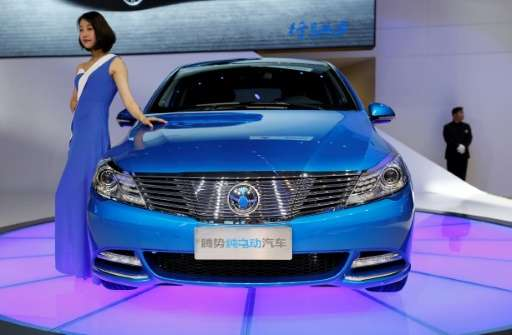 China S Quota Threat Charges Up Electric Car Market