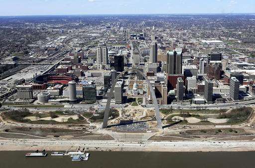 After long decline, St  Louis tries to rebuild with startups