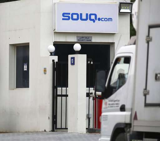 Amazon buys Mideast's Souq com after $800M counteroffer (Update)