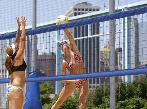Amazon will stream AVP beach volleyball tour next 3 summers