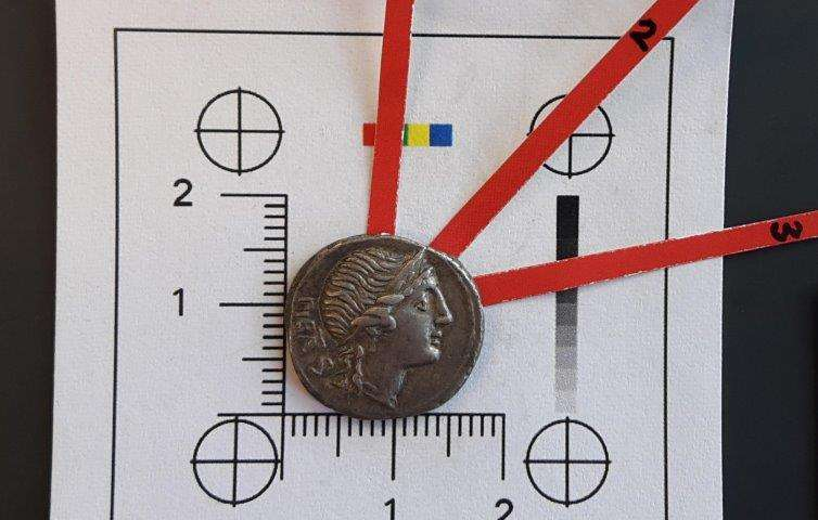 Analysis finds defeat of Hannibal 'written in the coins of the Roman Empire'
