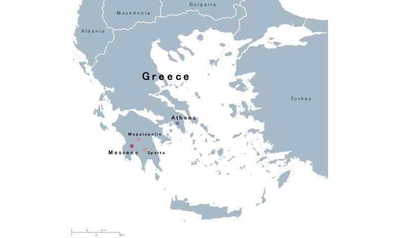 Les théâtres grecs anciens ont utilisé des étapes mobiles il y a plus de 2 000 ans