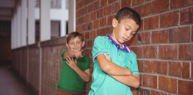 A new way to reduce playground bullying