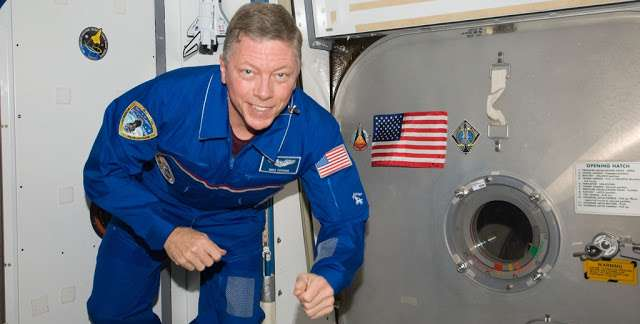 An Interview with former NASA astronaut Mike Fossum