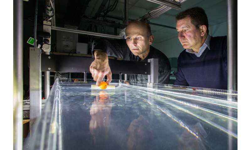 ANU scientists make new high-tech liquid materials