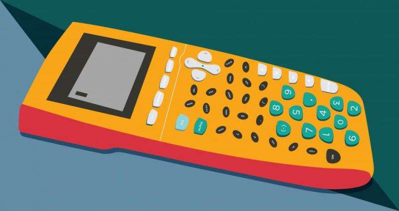 Anxiety affects test scores even among students who excel at math